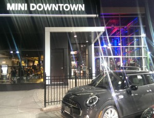 BMW Mini Launch @ Mini Downtown